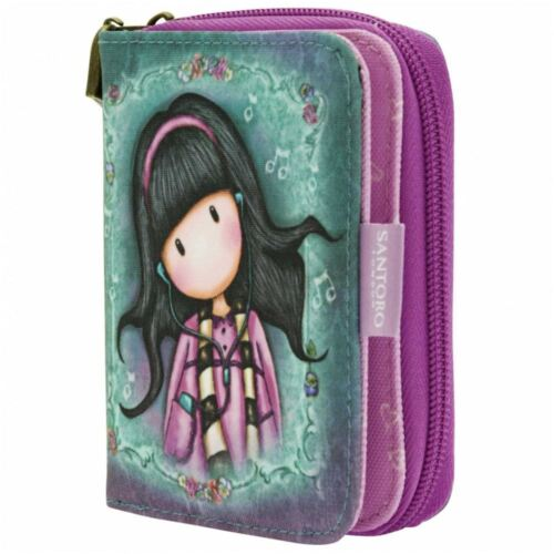 Gorjuss Small Wallet Little Song G25855