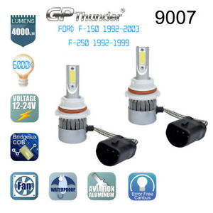 9007-HB5-LED-Headlight-Bulb-for-Ford-F-150-1992-2003-F-250-1992-1999-COB