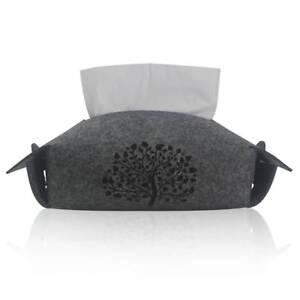 Feltro kosmetiktuchbox taschentuchbox decorativa kleenex box fazzoletto donatore  </span>