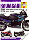 Kawasaki ZXR750 (Ninja ZX-7 and ZXR750) Fours Service and Repair Manual by J. H. Haynes, Alan Ahlstrand (Hardback, 1998)