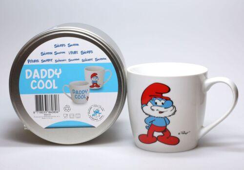 Art de la Table Schtroumpfs (Les) Mug en céramique, Grand Schtroumpf 'Daddy Cool