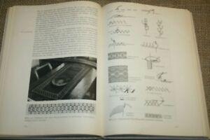 Fachbuch-Textilgestaltung-Weben-Knuepfen-Druck-Sticken-Lederarbeiten-DDR-1982