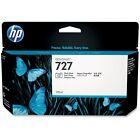 HP 727 130ml Ink Cartridge - B3P23A Photo Black