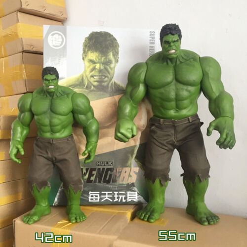 HUGE the Hulk Action Figure   Lagends Toy Incredible Collection 42//55cm