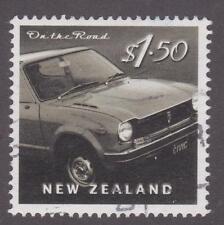 New Zealand 2000 #1655 Automobiles (Honda Civic) - Used