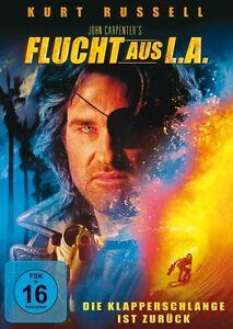 FLUCHT-AUS-L-A-DVD-NEU-STEVE-BUSCEMI-PETER-FONDA-KURT-RUSSEL