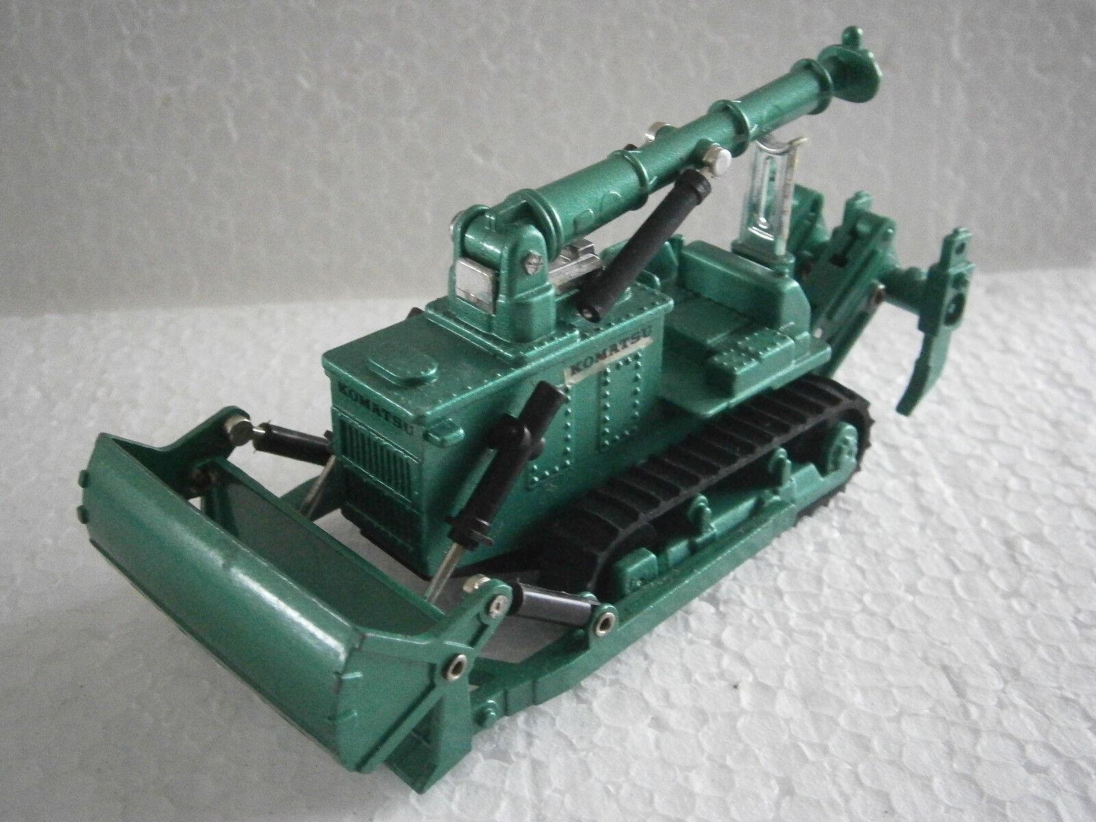 ENGIN DE CHANTIER TP SHINSEI MINI MINI MINI POWER N°36 AMPHIBIOUS BULLDOZER D155W 1 60 0e550d