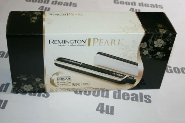 Remington Pearl S9500 Hair Straightener Style Professional Brand New