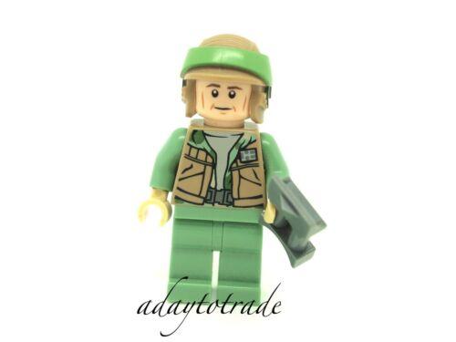 9489 10236 SW367 R604 Rebel Commando LEGO Star Wars Mini Figure