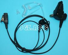 Audio Adaptor + 2Pin Headset/Earpiece for Kenwood NX-300 NX-210 NX-410 NX-4