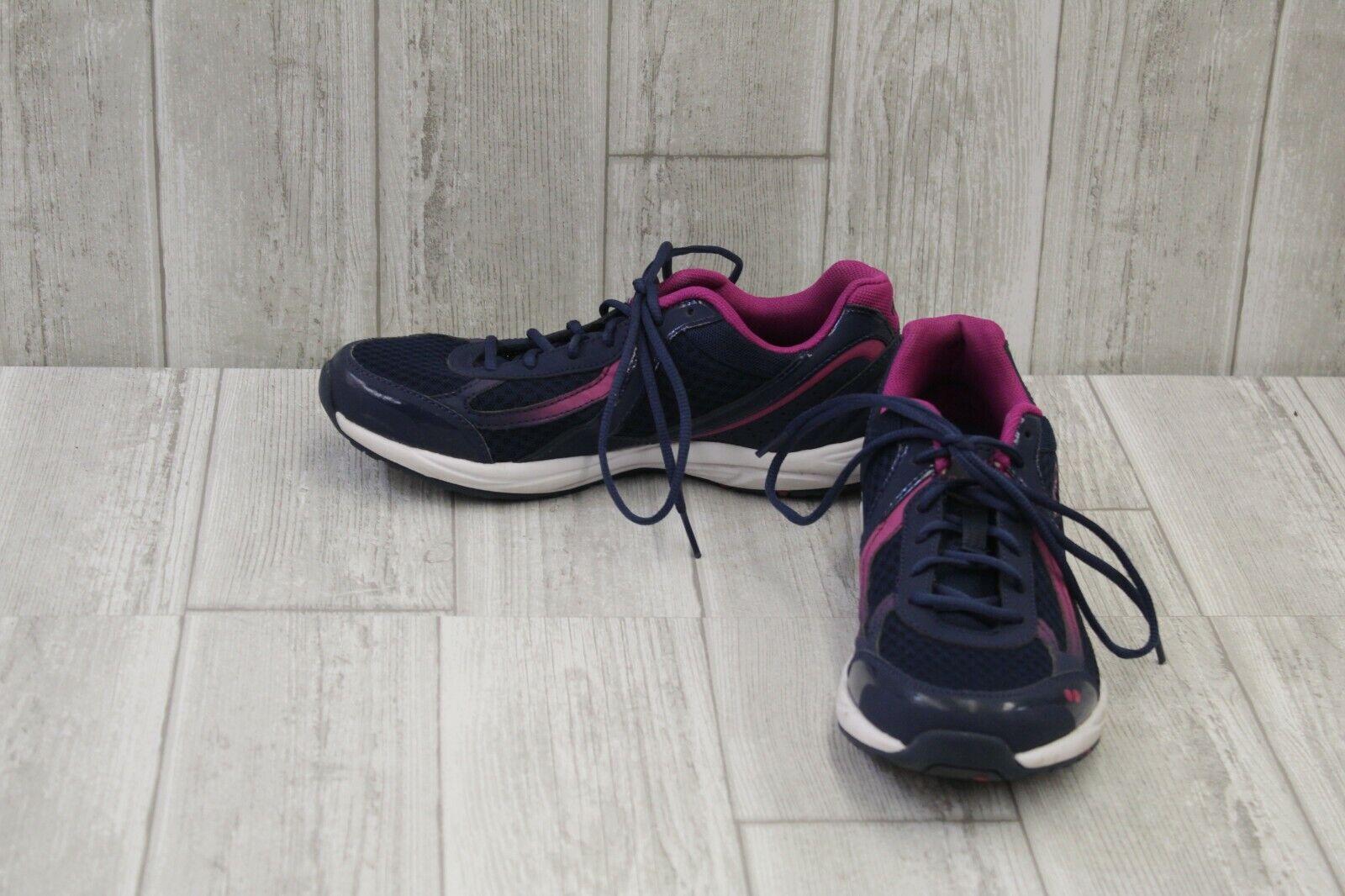 Ryka Dash 3 Athletic shoes - Women's Size 7.5 M - Navy Purple