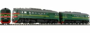 Roco-79795-Doppel-Diesellokomotive-Taigatrommel-2M62-RZD-Epoche-4-5-AC-mit-Sound