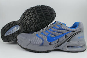 competitive price ee56d 099da Image is loading NIKE-AIR-MAX-TORCH-4-COOL-GRAY-MILITARY-