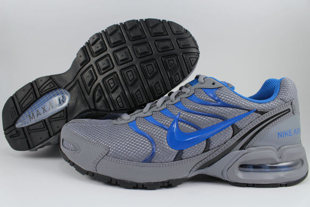 3a3e6d4e9 Nike Mens Air Max Torch 4 Running Shoe Grey/military Blue-black Size ...
