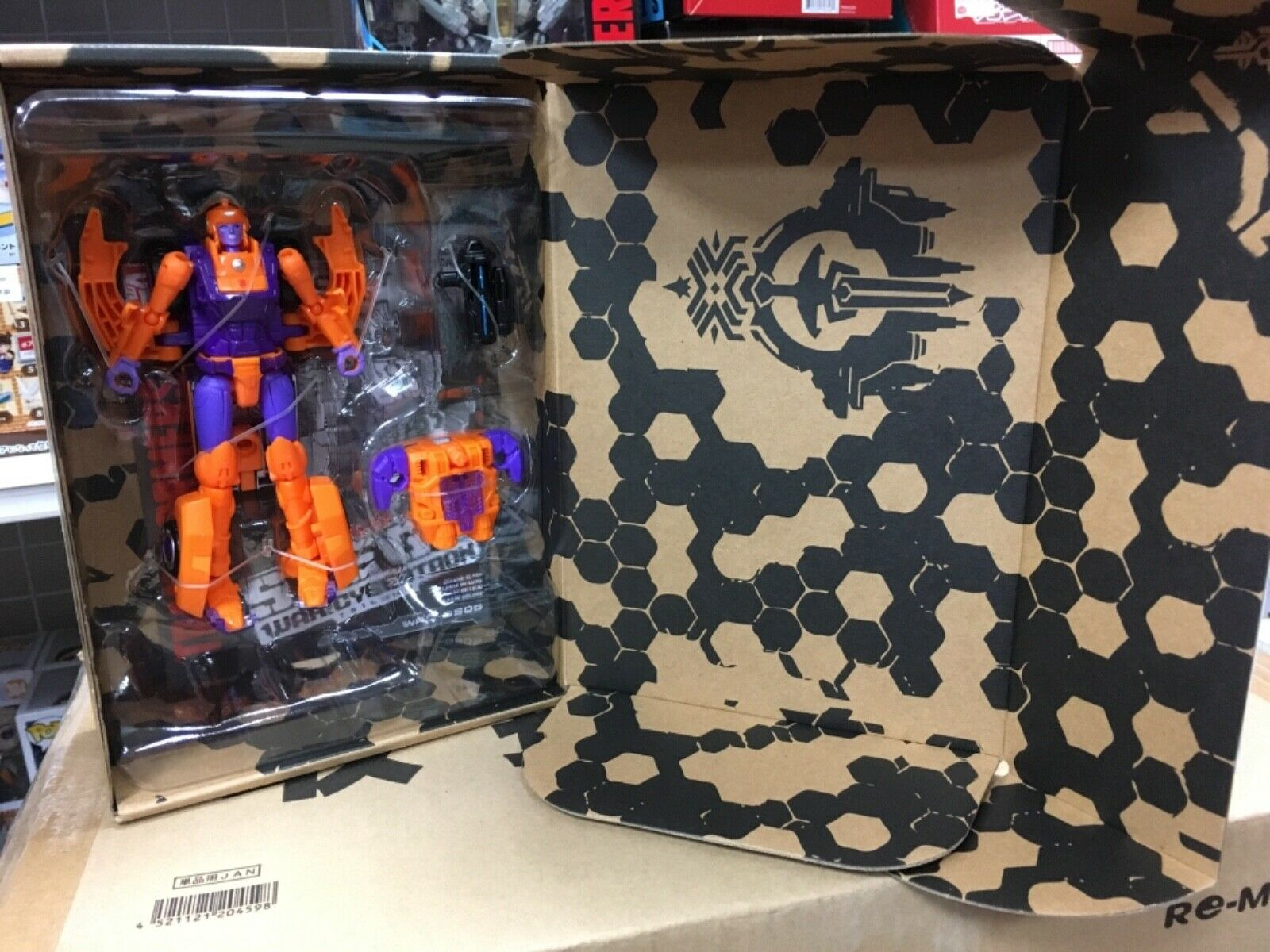 TRANSFORMERS GENERATIONS SELECTS SIEGE WAR FOR CYBERTRON DELUXE AUTOBOT LANCER