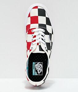 chaussures vans femme carreaux