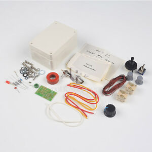 Imagini pentru 1 30 MHz QRP Manual Days Antenna Tuner Tune DIY Kit for Ham Radio