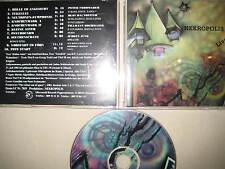 CD Nekropolis – Live Ohrwaschl Records Krautrock Experimental Can amon düül