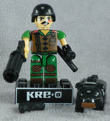 KRE-O GIJOE GI JOE COBRA S4 VIPER TROOPER figure Kreon KREO SEALED