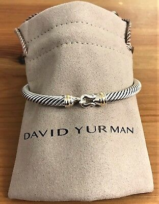 525 David Yurman 925 Sterling Silver