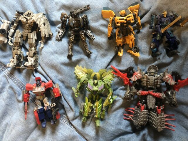 Transformers Various Loose Figures