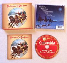 BOB DYLAN - CHRISTMAS IN THE HEART / AVEC 5 CARTES DE VOEUX CD ALBUM COLUMBIA