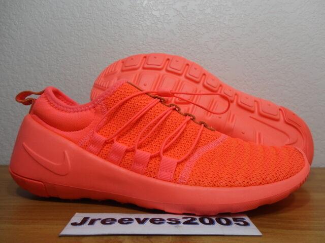 Nike  Payaa QS HOT LAVA Sz 8 100% Autentica NikeLab 807738 880  bellissimo