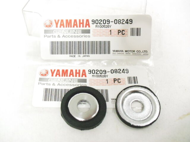 Yamaha RD500 Footrest Bracket Special Washers RZ500 RD500LC RZV500R NOS