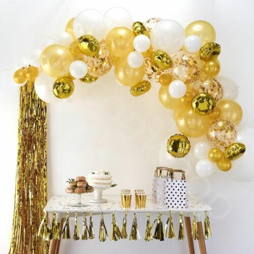 DIY Balloon Arch Frame Kit Birthday Wedding Party Garland Decoration Supplies UK