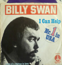 "7"" 1974 LILA VINYL ! BILLY SWAN : I Can Help /MINT-?"