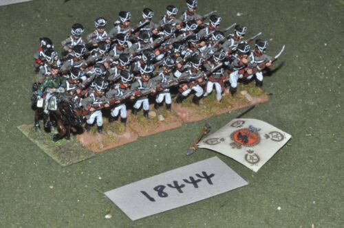 25mm napoleonic russian infantry 32 figs inf 18444