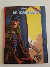 De Icariaden 2: deel 2, Hardcover Toog Collectie rood 5