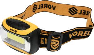 3W COB Stirnlampe Kopflampe Arbeitsleuchte Angeln Outdoor Headlamp Camping