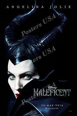 FIL089 Posters USA Disney Classics Maleficent Movie Poster Glossy Finish