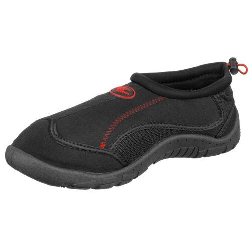 Fox Outdoor Aqua Shoes Neoprene Mesh Beach Water Sport Swimming Summer Black