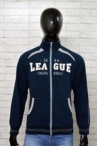 Felpa-BRUGI-Maglione-Uomo-Taglia-M-Pullover-Cardican-Sweater-Made-In-Italy