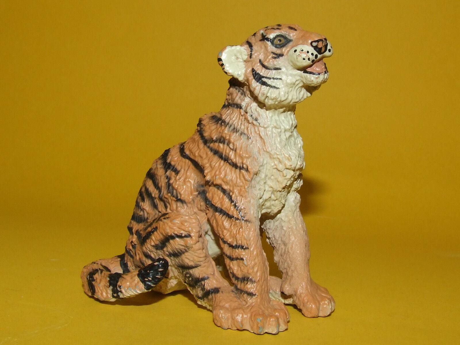 13) Schleich fremdserie Vanishing Wild Safari tigre siberiano bebé 17052