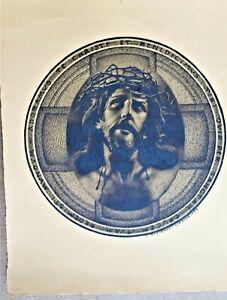 Cantabria-Christ-of-Clean-L-Savignac-Clean-1922