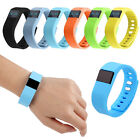 Fitness Bracelet New Pedometer Wrist Band Activity Tracker Smart Sleep Sports