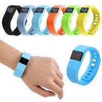 Fitness Bracelet Pedometer Wrist Band Activity Tracker Smart Sleep Sports