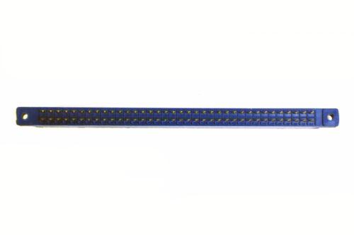 2pc Card Edge Connector LW-S36A2G 36Px2 pitch=3.96mm Solt Socket Solder Lug *