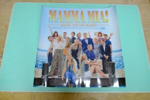 Mamma Mia! Here We Go Again - OST OFFICIAL FOLDED POSTER