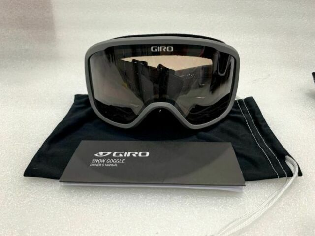 Details about  /Adult Giro Goggles Amber Rose lens model Index part 7064957 fits over glasses