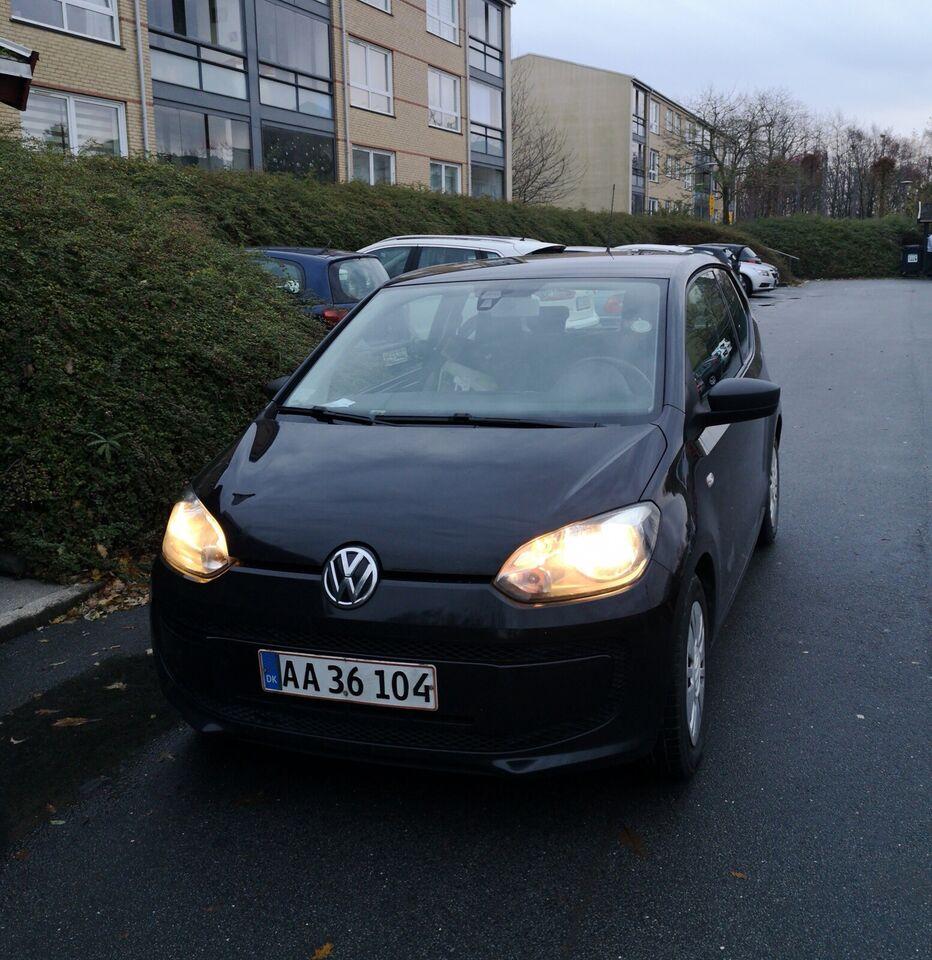 VW Up!, 1,0 60 High Up! BMT, Benzin