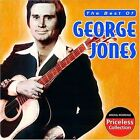 Best of George Jones [Collectables] by George Jones (CD, Mar-2008, Collectables)