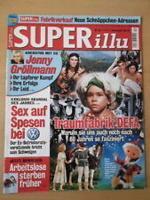 SUPER ILLU 34 - 17.8. 2006 DEFA VW-Skandal Jenny Gröllmann