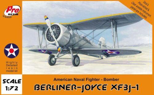 Pro Resin R72-033 1//72 Berliner Joyce XF3J-1  Olimp