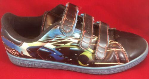 Vintage RETRO Adidas Disney TRON Sneakers MENS Siz