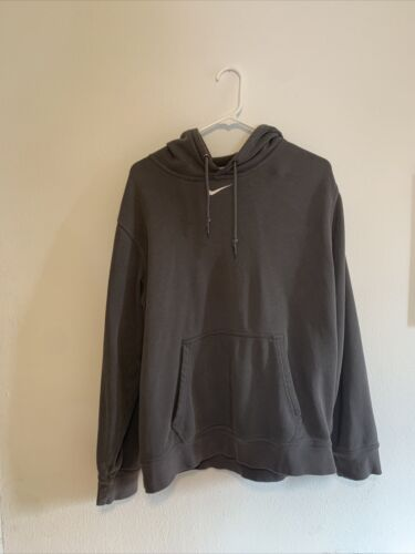 vintage nike center swoosh hoodie travis scott