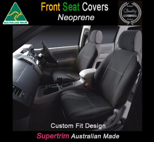 Waterproof Premium Neoprene Seat Cover Fits Hyundai Santa Fe 2012-Now FRONT FB
